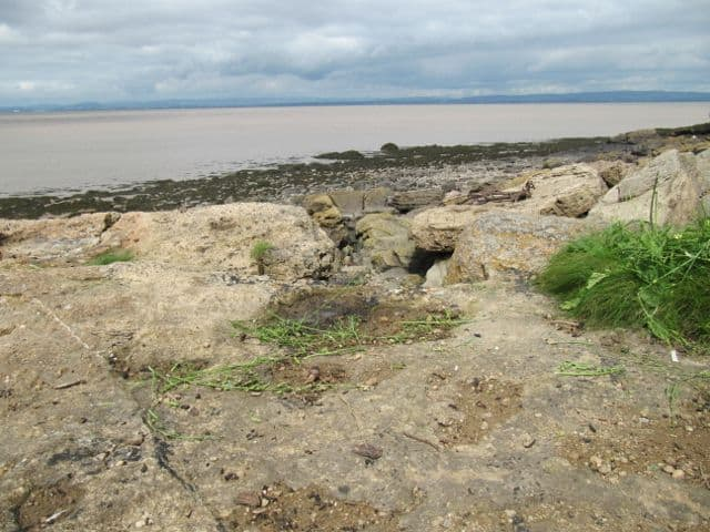 Portishead Beach View