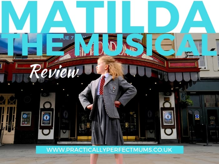 Review of Matilda the Musical at Bristol Hippodrome