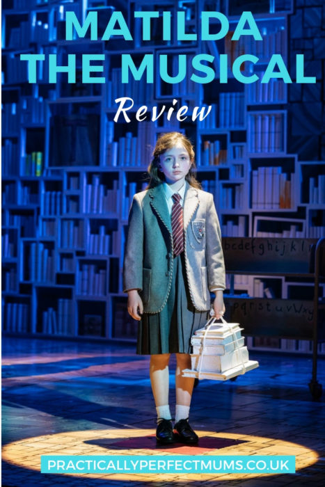 Review of Matilda the Musical at Bristol Hippodrome