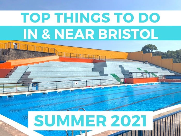 things to do in Bristol with kids this summer