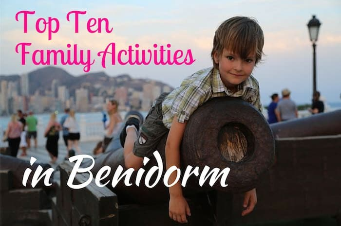 """Is Benidorm Family Friendly?"" Yes it is! Click through for our top ten things to do in Benidorm for families including Terra Mitica Theme Park, Mundomar Animal Park, Aqualandia Water Park, Terra Natura Zoo and Benidorm Island."