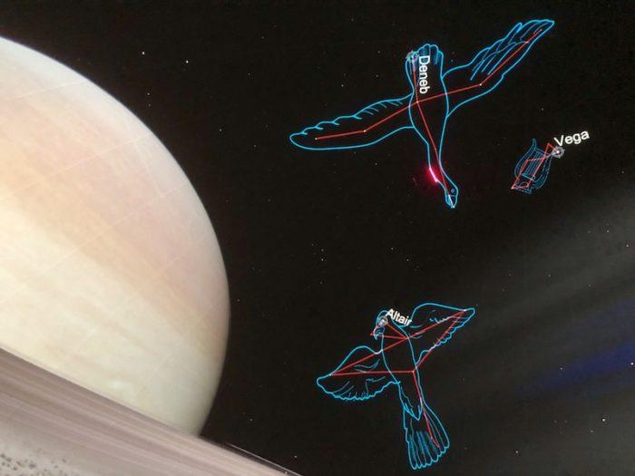 We the Curious Planetarium show