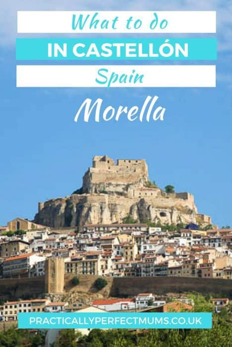 Where to go and what to do in Morella, Valencia, a picturesque, historically significant ancient city in the mountains in the Castellón province of Spain.