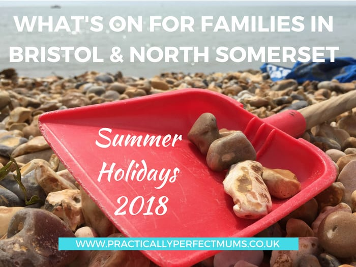 What's on for kids in Bristol and North Somerset