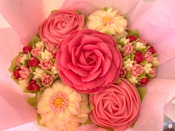 Cupcake Corner Portishead Cake Bouquet